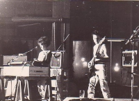 Poison Girls perform in Oslo in the late 1980s